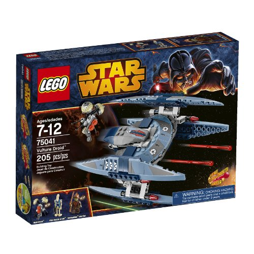 משחק לגו- LEGO Star Wars 75041 Vulture Droid