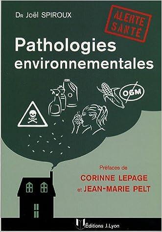Télécharger un livre de correspondance sur ipad Pathologies environnementales : Alerte santé en français PDF