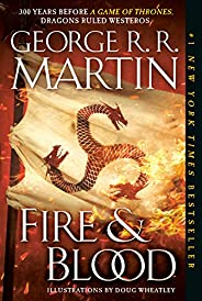 Fire & Blood (A Song of Ice and Fire Boo
