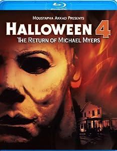 Halloween 4 Blu-ray by Anchor Bay