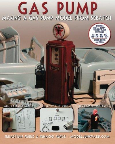 Gas Pump: Making a gas pump model from scratch