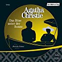 Das Böse unter der Sonne Audiobook by Agatha Christie Narrated by Jürgen Tarrach
