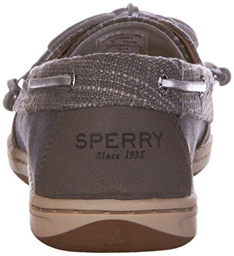 Sperry Top-sider Fire Metallic Båt Sko Grå