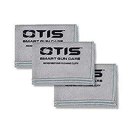 Otis Technology Microfiber Gun Cloth – 3 Pack