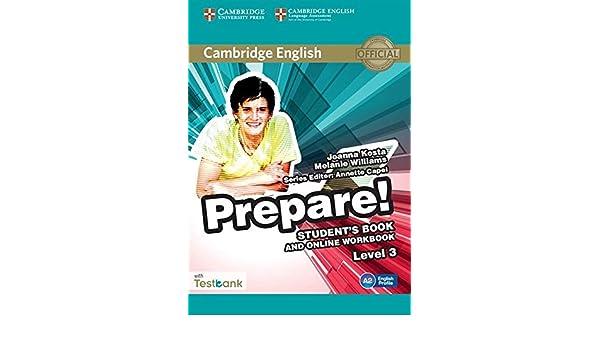 гдз prepare workbook level 3