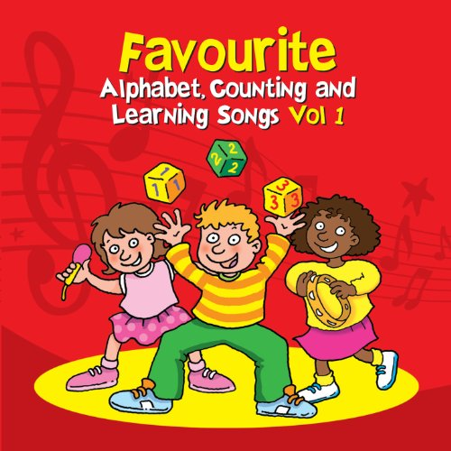 Favourite Alphabet, Counting & Learning Songs - Volume -