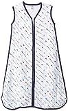 Hudson Baby Wearable Safe Sleep Muslin Sleeping Bag, Boy Arrows, 12-18 Months