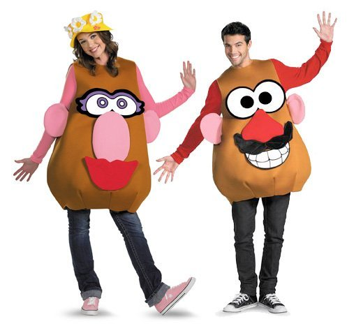 Deluxe Mr. Potato Head Costume