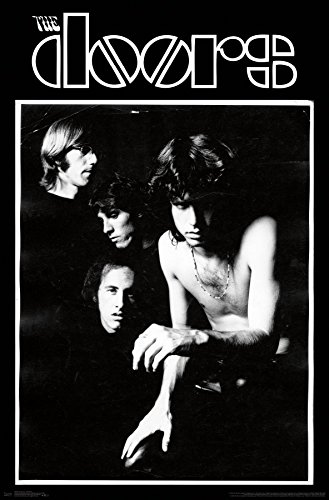 "Trends International the Doors-Shadows Wall Poster, 22.375"" x 34"", Multicolor"