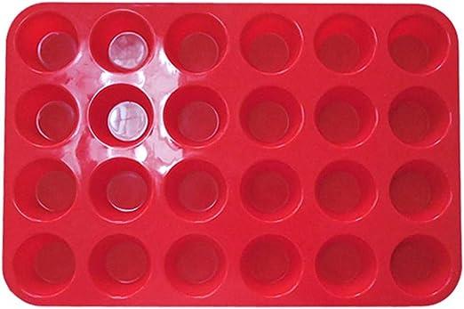Amazon.com: Molde de silicona antiadherente para repostería ...