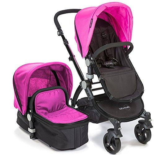 Babyroues Letour ll Stroller, Pink