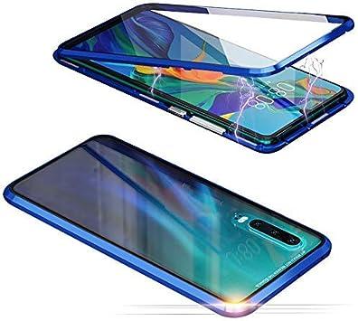 Jonwelsy Funda para Samsung Galaxy A90 5G, Adsorción Magnética ...