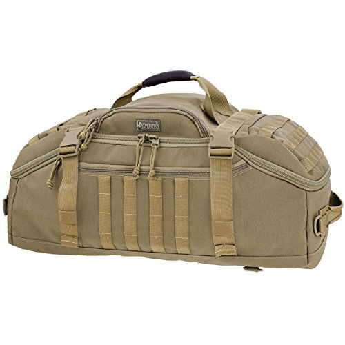 Maxpedition Doppelduffel Adventure Bag, Khaki