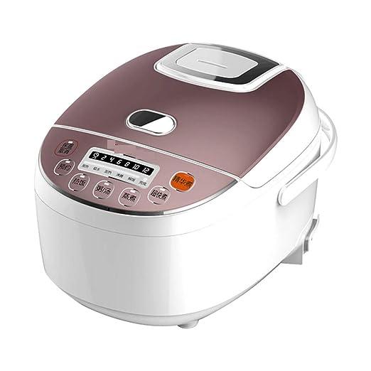 Mini estudiante olla de arroz, casa inteligente 3L arroz olla nominación multi-use cocina programable de presión eléctrica: Amazon.es: Hogar