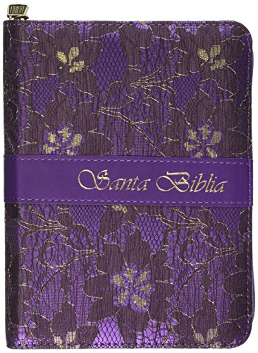 Santa Biblia-Rvr 1960-Zipper (Spanish Edition) (1960 Purses)