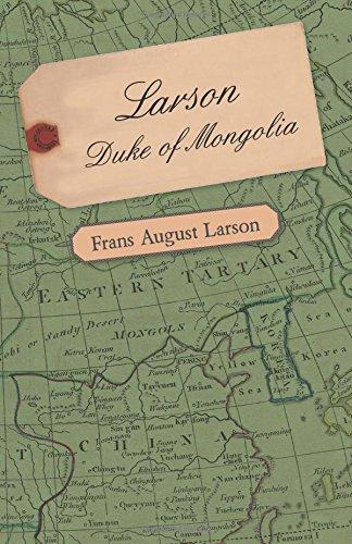 Larson - Duke of Mongolia ebook