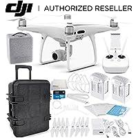 DJI Phantom 4 Pro Quadcopter Travel Case Essential Bundle