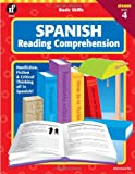 Spanish Reading Comprehension, Carson-Dellosa Publishing Staff, 0742402355