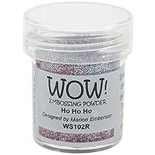 WOW! Embossing Powder 15ml-Ho Ho Ho