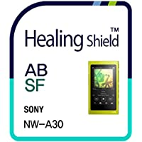 Front Back Screen Protector Film for SONY NW A30 A35 A36 A37 Player , Anti Blue Light eye protection Screen Protector Clear LCD Shield Guard Healing Shield Film [Front 2pcs Film , Back 2pcs Film]