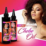 Best Growth Oil For Africa Hairs - Uhuru Naturals Chebe Oil - African Chebe Serum Review