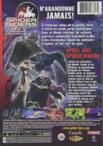 Spider Riders: Vol.5 - Le Parcours D'un Champion