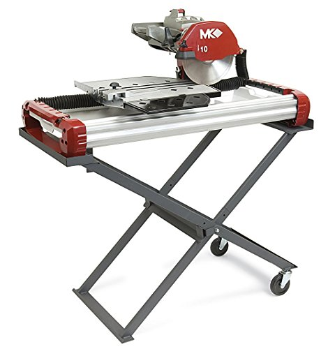MK Diamond 166445 TX-3 Folding Saw Stand with Casters