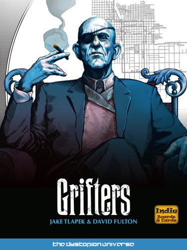 Indie Boards & Cards Grifters (A Dystopian Universe Game)]()