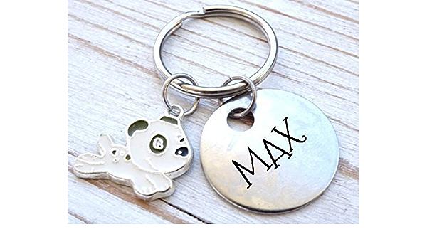 Keychain Dog Lover