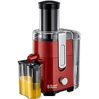Russell Hobbs Desire - Licuadora y Exprimidor Eléctrico (550 W, Plástico, Libre de BPA, Rojo) - ref. 24740-56
