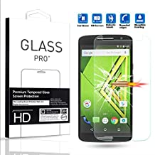 For Motorola Moto X Play Tempered Glass Screen Protector - Amaxy