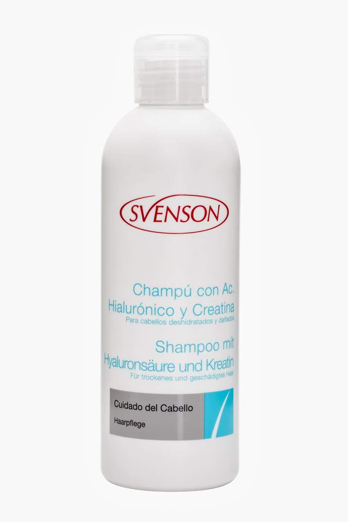 Svenson Haarpflege Und Kopfhaut Shampoo Mit Hyaluronsäure 200