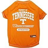 Tennessee Vols Pet Tee Shirt - Medium