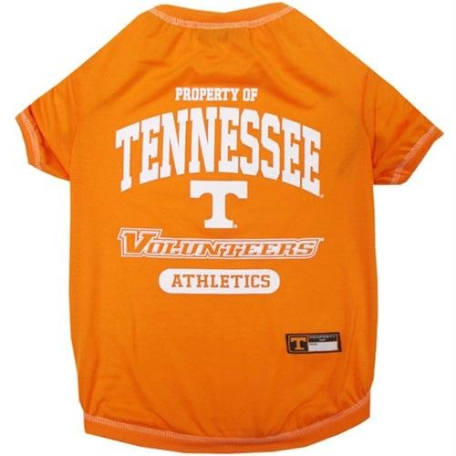 Tennessee Vols Pet Tee Shirt - Medium by Pet Care Preferred