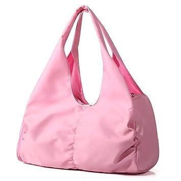 Zlw-shop Bolsa Deporte Fashion One Shoulder Fitness Yoga Bag ...