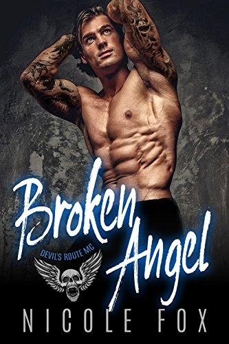 BROKEN ANGEL: Devil's Route (Angel Devil Tattoo)