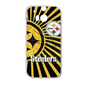 pittsburgh steelers Phone Case for HTC One M8