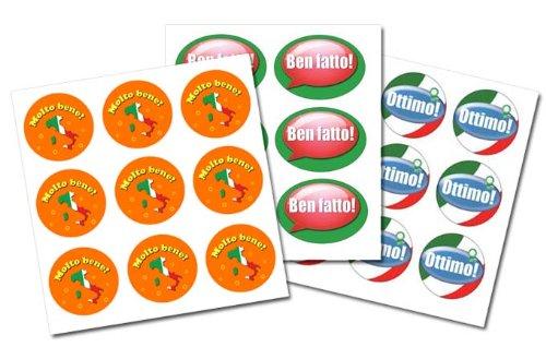 italian stickers for classroom - 9