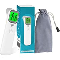 Forehead Thermometer, Non-Contact Medical Thermometer for Baby Kids and Adult