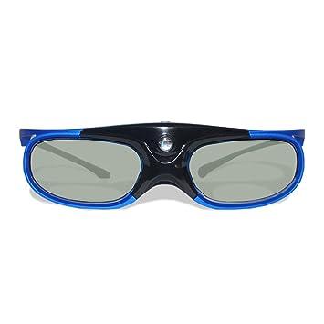 Vasos activos 3d gafas DLP Link proyector 3d proyector LCD ...