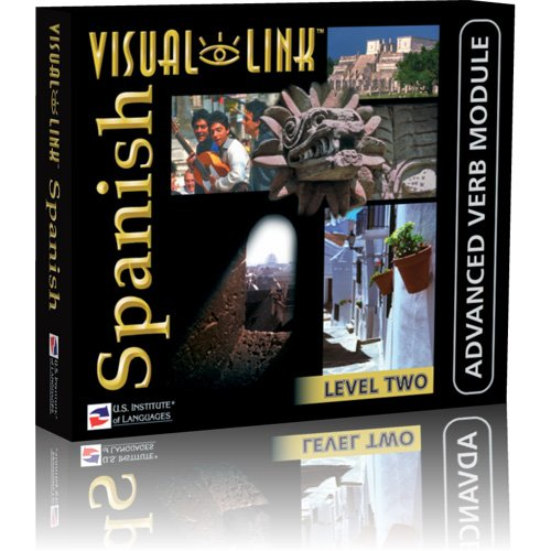 Visual Link Spanish Level 2 Verb Course [Windows Only][CD-ROM] (Visual Link Spanish Level 1 compare prices)