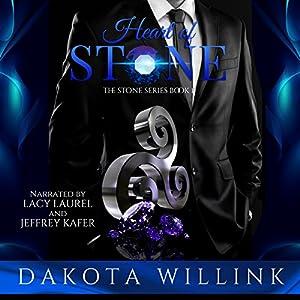 Heart of Stone: The Stone Series, Volume 1 Audiobook