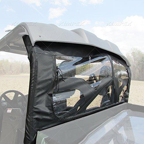 Panel Windshield Chrome (14-19 YAMAHA VIKINGEPS: Seizmik Rear Dust Panel)