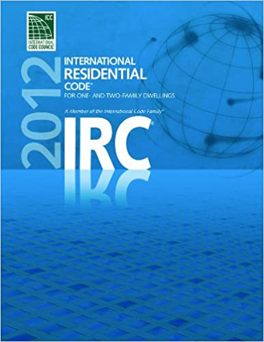 2006 international residential code book
