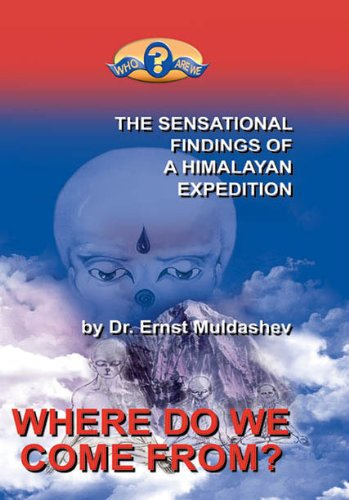 Whom we are originated from by ernst muldashev