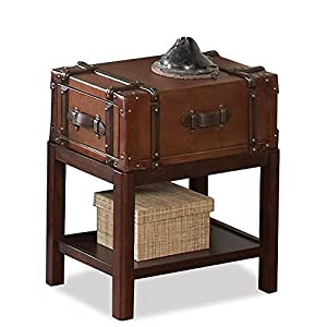 Suitcase Chair Side Table Part 21