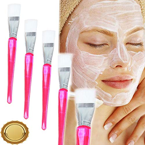 Gatton 1 Pcs Facial Eye Mask Use Soft mask Brush Treatment Cosmetic Beauty Makeu Gift | Style MKPBRUSH-21181795 ()