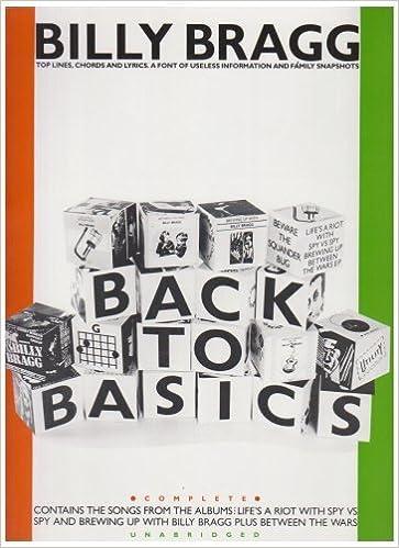 Back to Basics: (Guitar tab) by Billy Bragg (1985-08-03): Amazon.com ...
