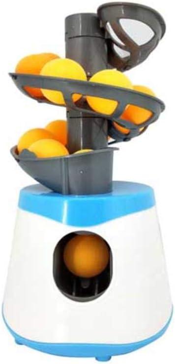 Mini robot de tenis de mesa para padres-hijo, estudiante, remitente, lanzamiento, máquina de pitching, entrenador de regalo, raqueta deportiva con 10 pelotas de ping pong