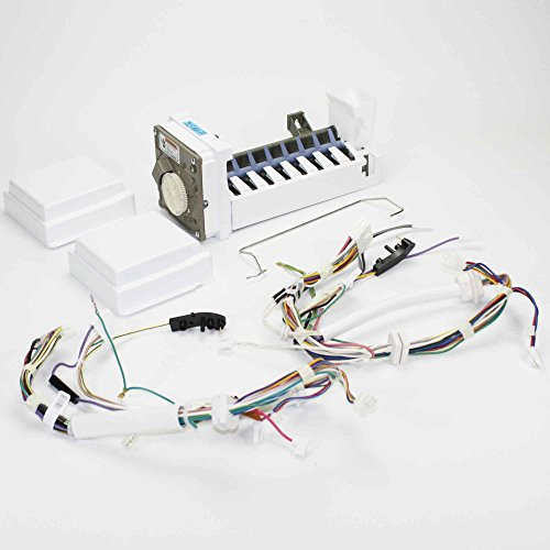 Whirlpool W10882923 Refrigerator Ice Maker Assembly Genuine Original Equipment Manufacturer (OEM) Part for Maytag, Whirlpool, Kitchenaid, Kenmore, Jenn-Air, Amana by Whirlpool
